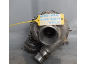 Turbodmychadlo GARRETT Nissan Qashqai, Renault Koleos, Espace, Laguna 2.0 DCi č. H8200638766