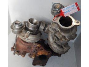 Turbodmychadlo Honeywell Mazda 6 CX-5 2.2 D OEM 810357-0002