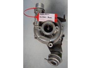 Turbodmychadlo GARRETT Renault Master 2.3 dCi 795637-1