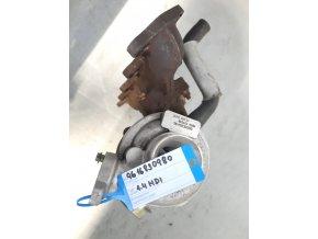 Turbodmychadlo Ford Focus, Citroen C3 1.4 HDi č. 9616830980
