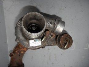 Turbodmychadlo KKK Fiat Ducato 2.5 TDi č. 53149707016