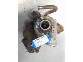 Turbodmychadlo KKK Peugeot 405, Citroen BX 1.8 TD č. 53149706423