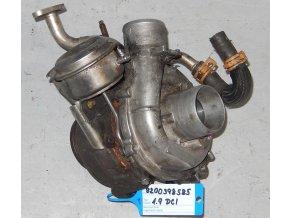 Turbodmychadlo GARRETT Renault Megane II, Laguna II, Scénic II 1.9 DCi č. 8200398585