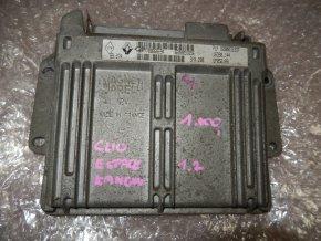 Řídící jednotka motoru 1.2 i Renault Kangoo,Clio, Espace  č. 8200033337, č. 8200031653, č. 7700868294