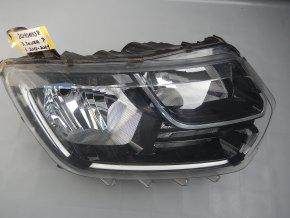 Světlomet pravý přední Dacia Duster č. 260101133R