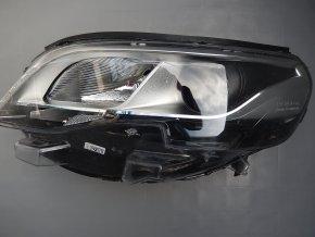 Světlomet levý přední Peugeot Traveler BIXENON/LED č. 9808573580-00