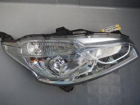 Světlomet pravý přední Peugeot 208 č. 9802221280 č. 89905648