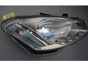 Světlomet pravý přední Citroen Berlingo/Peugeot Partner č. 9806306580