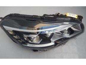Světlomet pravý přední Peugeot 508 FULL LED č. 9807241680 č. 89908677