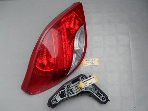 Zadní světlo levé Peugeot 207 Cabriolet  č. 9686567280-00