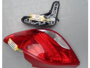 Zadní světlo pravé Peugeot 207 č. 9686565980-00