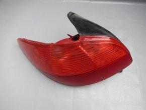 Zadní světlo levé Peugeot 206 Hatchback č. 085501921