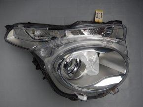 Světlomet pravý, přední Citroen C1 č. 90026271