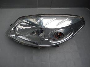 Světlomet levý přední Dacia Sandero