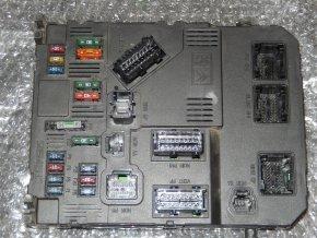 Modul BSI E02-00 Siemens Citroen Xsara,Berlingo, Peugeot Partner,206  č. S118085210E, č. 9646777380