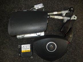 Sada airbagů Renault Thalia r.v.2008 NOVÁ