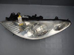 Světlomet levý přední Peugeot 307 č. 9655764380-00