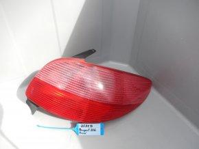 Zadní světlo pravé Peugeot 206