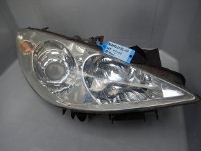Světlomet pravý přední Peugeot 307 č. 9681832280