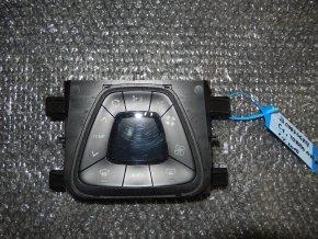 Display ovládacího panelu topení C1, Toyota Aygo, Peugeot 108  B000736877