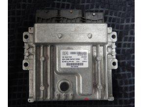 Řídící jednotka motoru 2.0 HDi Citroen DS4 č.9666912580 č.28333381