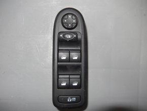 Elektrické ovládání oken, přepínač zrcátek Marron Peugeot 508  2010-2018   č.98026370ZD