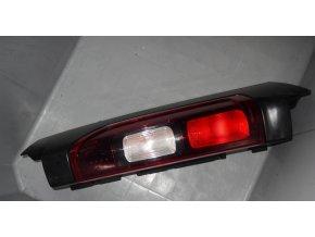 Zadní světlo pravé včetně držáku Renault Trafic / Opel Vivaro č. 265504656R