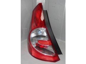 Zadní světlo levé Dacia Sandero č. 8200734825