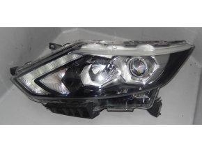Světlomet levý přední Nissan Qashqai LED  č. MD E13 13899L