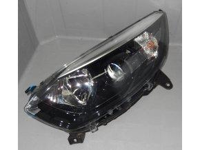 Světlomet levý přední Renault Captur č. 260607817R     030128120100