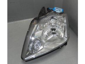 Světlomet levý přední Renault Modus č. 8200652043