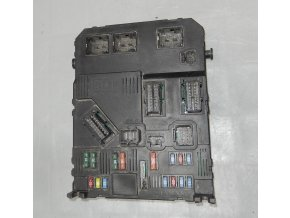 Modul BSI E2-00 Siemens Citroen C2,C3,C4,C5  č. 9653667680     S118085220E