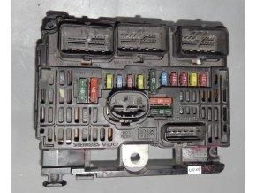 Modul BSM Siemens Peugeot 407 L02-00  č. 9656086180  S118983002J
