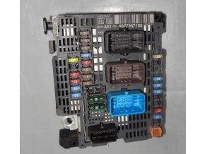 Modul BSM Delphi Citroen DS3,DS4,C1,C2,C3,C4,C6, Xantia,Jumper,Jumpy  AB1-00  č. 9677987180