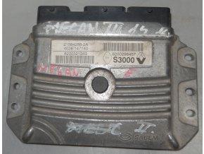 Řídící jednotka motoru 1.4 Sagem Renault Megane II  č. 8200298457    21584288-2A    8200321263