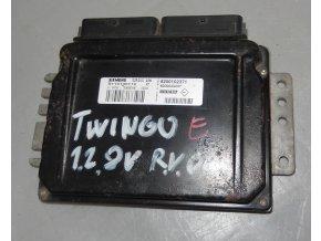 Řídící jednotka motoru 1.2 Siemens Renault Twingo  č.  S110130112 C   8200102371   8200044437