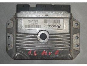 Řídící jednotka motoru 1.9 Sagem Renault Laguna č. 21584288-2A   8200321263   8200387138