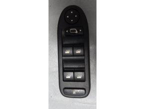 Elektrické ovládání oken, přepínač zrcátek Citroen C5 č. 96514300XT