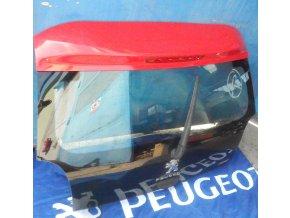Víko kufru zadní kompletní Peugeot 108 43R-00050