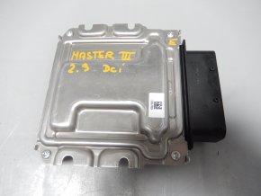 Elektronický modul  Renault Master/Opel Movano III  2.3 DCi   0281034701     237G00120R