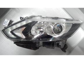Světlomet levý přední Nissan Qashqai LED č. 10018013