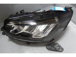 Světlomet levý přední Peugeot 208,2008 LED    9833036380, 733122092030B