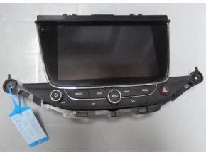 Navigace, radio Opel Astra 368046467    39042448