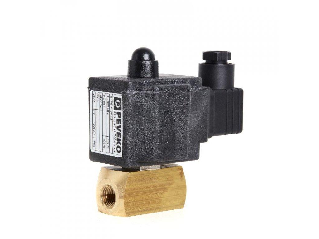 EVPE 4 | Přímo ovládaný elektromag. ventil , DN 3 ÷ DN 15, 800 kPa