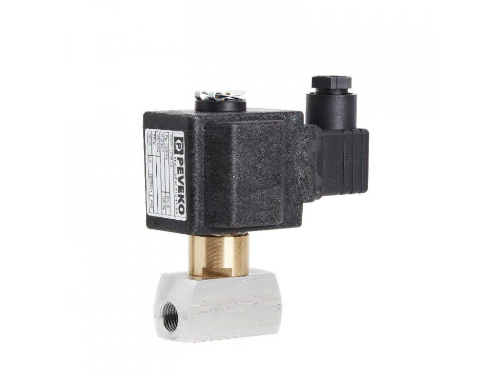 EVPI  | Přímo ovládaný elektromag. ventil, inverzní, DN 6 a DN 10, 100 kPa