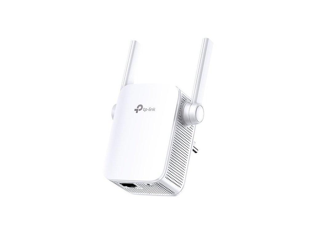BEZDRÁTOVÝ OPAKOVAČ WI-FI SIGNÁLU S FUNKCÍ AP TP-LINK RE305, 5 GHz, 1167 Mb/s