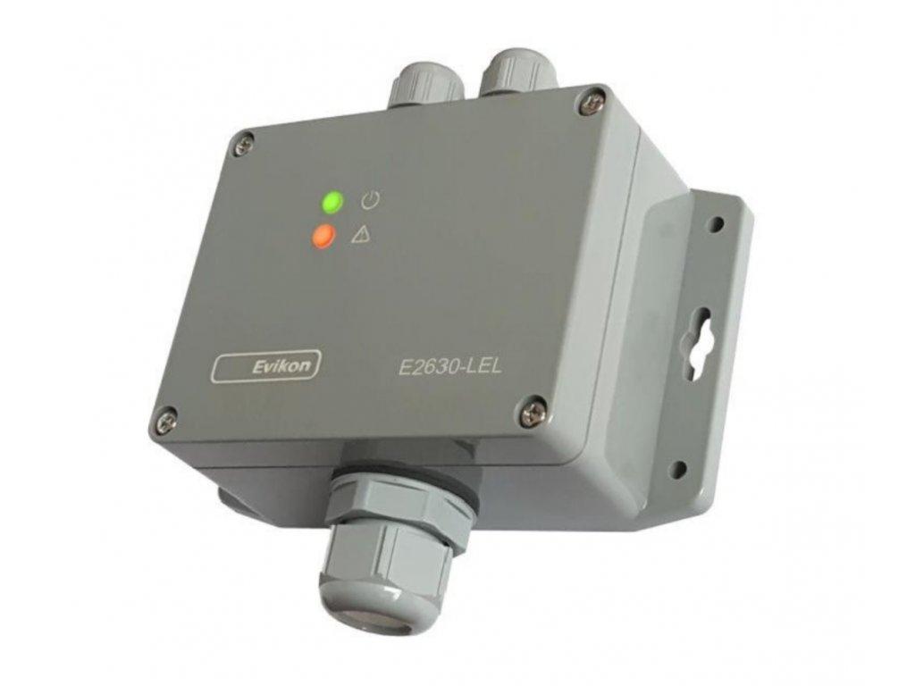 Dvoustupňový selektivní detektor EVIKON E2630