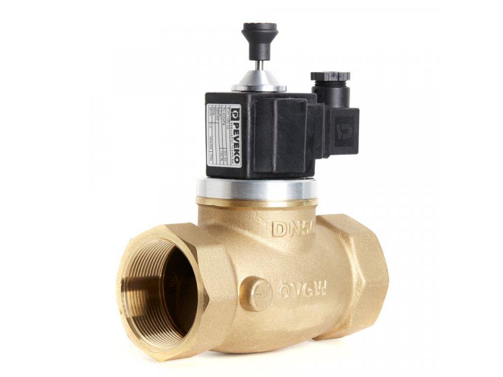 EVH - Havarijní plynový ventil, DN 15 ÷ DN 50, až 400 kPa, závit