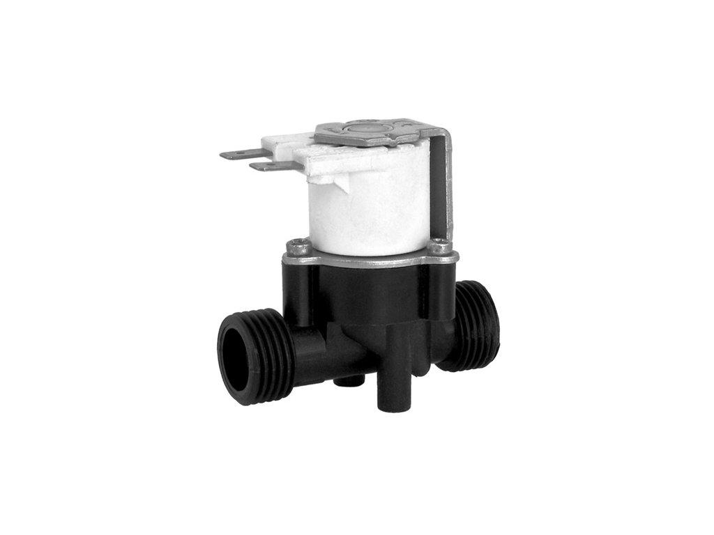 MVPE 2 - Dvoucestný elektromagnetický ventil na vodu, 0.5 až 10 bar, 4W