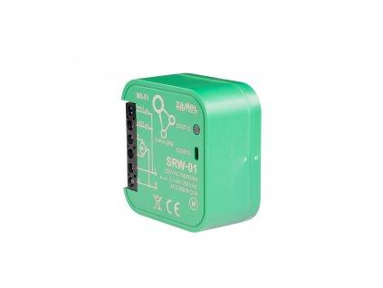 Wi-Fi modul pro ovládání rolet a žaluzií, SUPLA, SRW-01